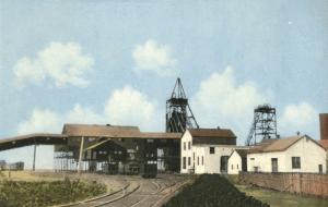 Glace Bay Mine, Nova Scotia 1930s