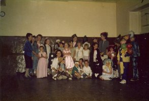 Blantyre YMCA Halloween Party 1986