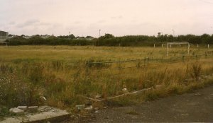 Craighead park Blantyre 1990s by G Kelly