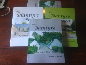 Blantyre Project - A Journey in Time Volume 3 - out 26th Nov 2015