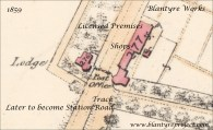 1859 Village Bar , then a store