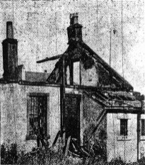 1931 The Village Bar gutted by Fire on 16th July.