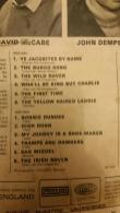 1968 Livingstone Folk Four Chart