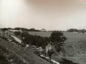 1950s Loanend, looking westwards