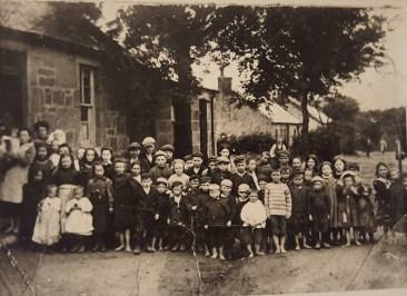 c1920 Parkneuk, Muirfoot, Auchentibber