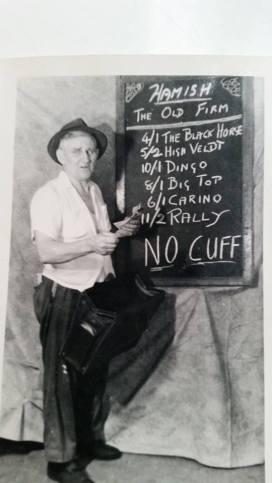 Unknown Blantyre Betting man