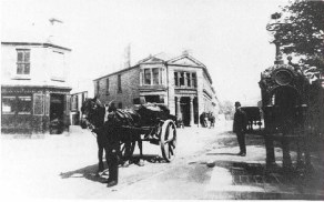 Late 1890s Kirkton Cross