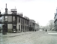 Kirkton Cross 1905 (c) Family