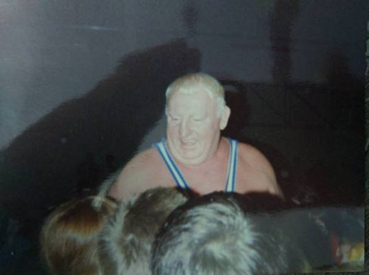 1990s Giant Haystacks Bsports Centre