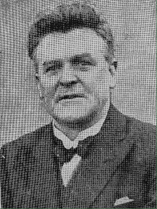 1930 Gemmel colliery man
