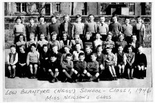 1946 Stonefield Primary School. Shared by Bill Beers