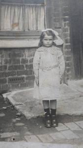 1920 Annie Docherty at 9 Caldervale