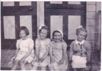 1952 Cook Family outing