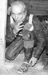Ken McKinlay Speedway Star