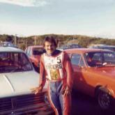 1980s Mick McKeon Blantyre speedway