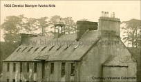 1903 Derelict Mill Building from Veverka Collection