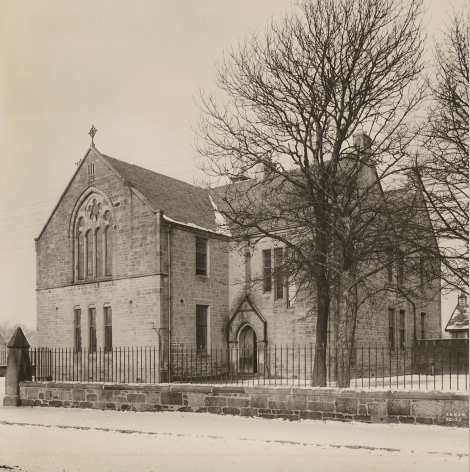 1903 St Josephs School Chapel