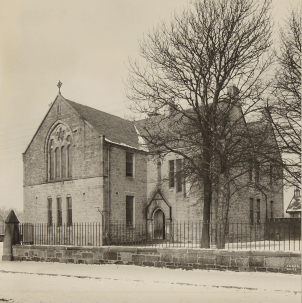 1903 Hi res St Josephs School Chapel