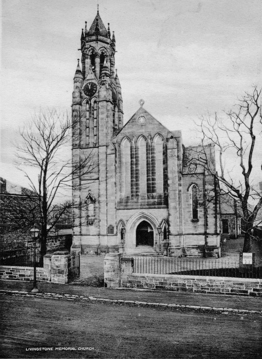 1904 Gil Livingstone Memorial Church