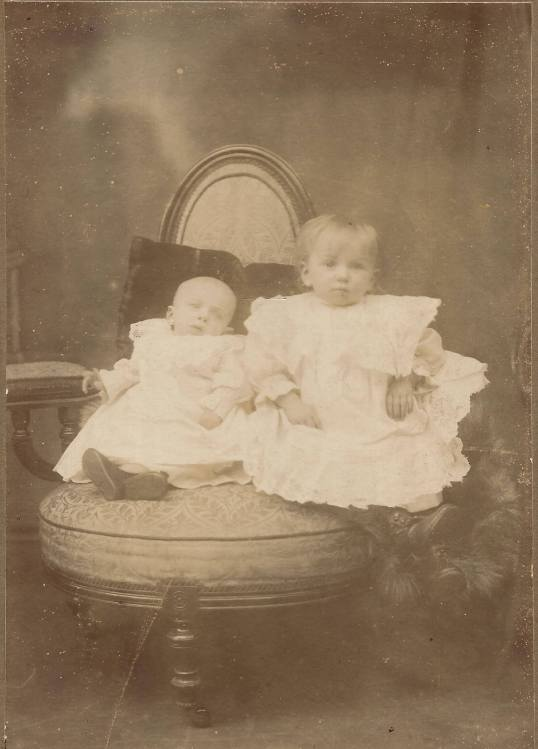 1910 Christina & Robert Main Barnhill