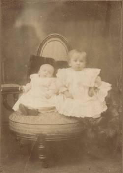 1910 Christina & Robert Main at Barnhill