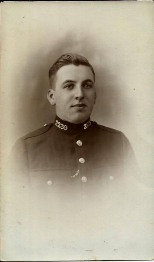 1916 Alex Baird