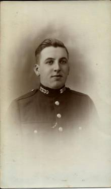 1916 Alex Baird born 1897