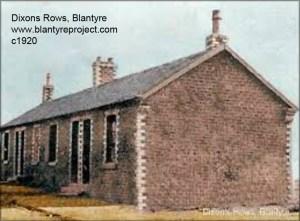 1920 Dixons Rows