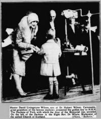 1929 Duchess of York at DLC 5th Oct