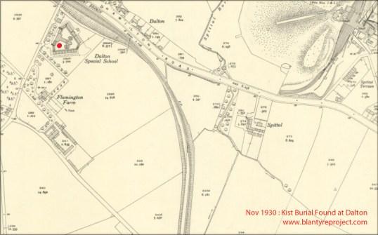 1930 Dalton Kist Burial