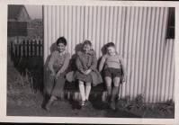 1959 John Halliburton, Ann Duffy and Matthew McGuigan