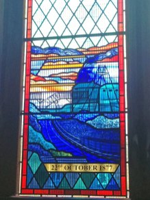 2015 St Josephs Church windows