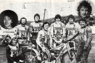 1980 Blantyre Speedway