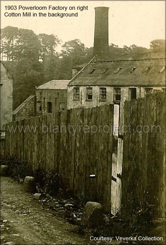 1903 Powerloom Factory