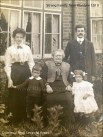 1912 Blantyre's Strang Family