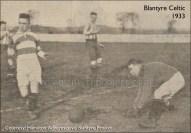 1933 Blantyre Celtic