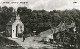 1966 Livingstone Memorial Bridge