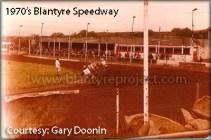 1977 Blantyre Speedway
