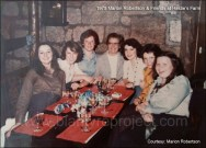 1975 Marion Robertson and Friends at Hastie's Farm