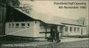 1980 Opening Priestfield Hall