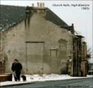 1980s Church Halls by Gordon Cook