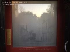 2015 Hoolets Nest door