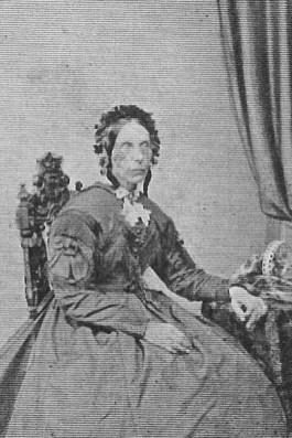 1870s Jean Lindsay (nee Gilfillan)