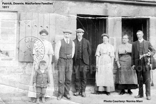 1911 Blantyre Patrick's Family wm