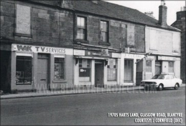 1976 Harts Land on Glasgow Rd