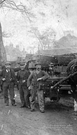 1910 McLean Brothers at Priestfield