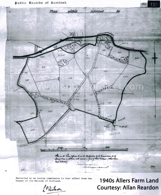 1940s Allers Farm Plan wm