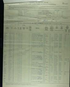 Joseph Cables passenger list