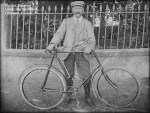 1920 Blantyre Cyclist
