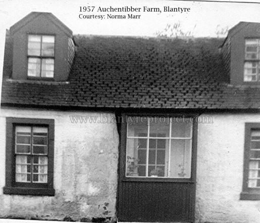 1957 Auchentibber Farm, Blantyre